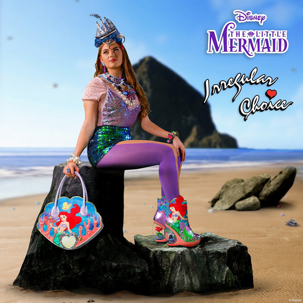 【SALE】Just Me & Sea Bag By Irregular Choice