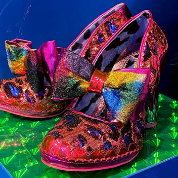 Bowtasing Heels By Irregular Choice