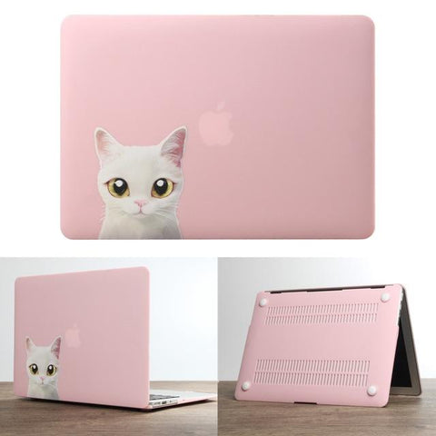 Coque Macbook NomadShield - Chaton Mignon