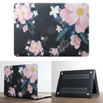 Coque Macbook NomadShield - Flower