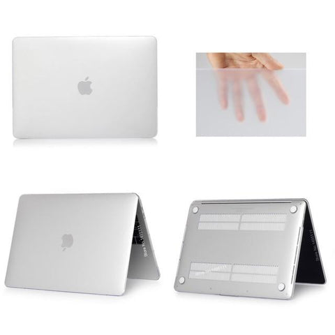 Coque Macbook NomadShield - Transparent Mat