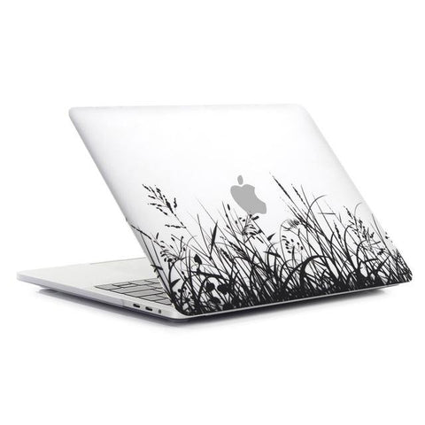 Coque Macbook NomadShield - Vegetal Contrast Crystal