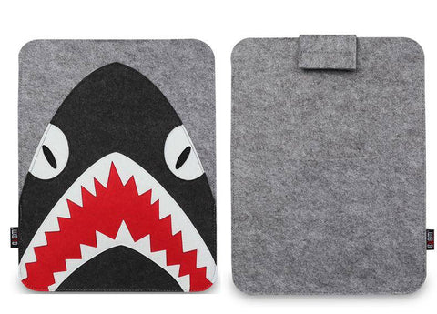 Pochette Ordinateur - Shark