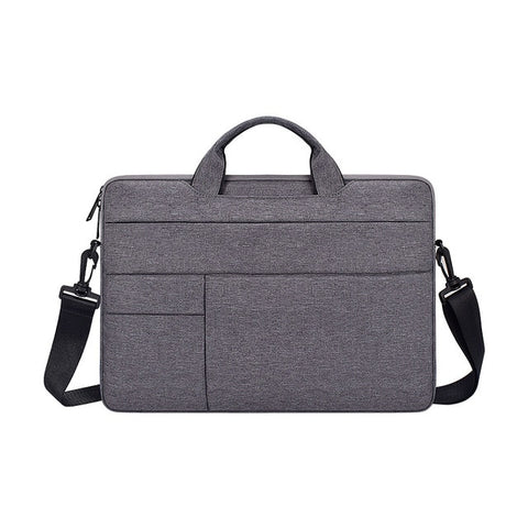 Sac Ordinateur Bandoulière - Multipocket