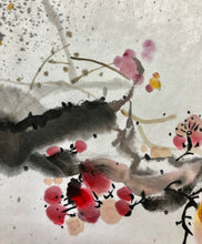 Load image into Gallery viewer, Plum Blossoms in the Moonnight (Original)