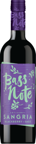 Bass Note Blackberry Sage Sangria