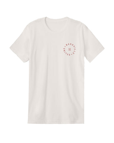 Nashville United T-shirt Oat
