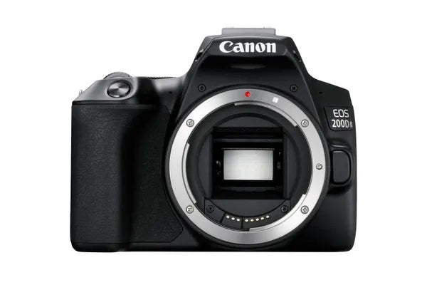 Canon EOS 200D II w/EFS 18-55mm f/4-5.6 IS STM & 55-250mm f/4-5.6 IS STM