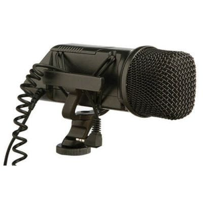 Rode Stereo VideoMic On-Camera Microphone