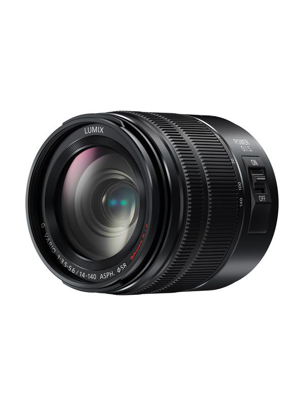Panasonic Lumix G 14-140mm F3.5-F5.6 II POWER O.I.S. Lens