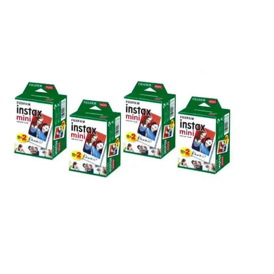 Fujifilm Instax Mini - Instant Film (80 Pack)