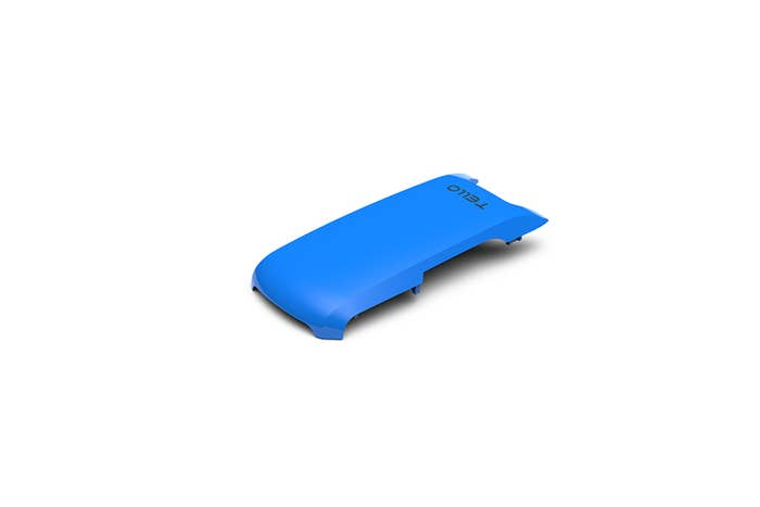 DJI Tello Part 4 Blue Snap On Cover