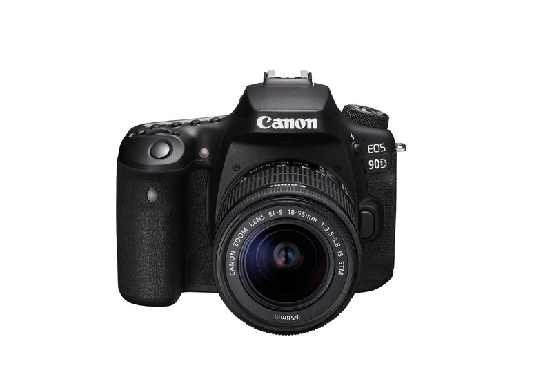 Canon EOS 90D w/EF-S18-55mm IS STM Lens Digital SLR Camera | cameraclix