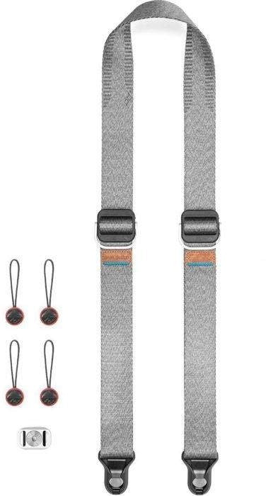 Peak Design Slide LITE - Ash - Camera Strap