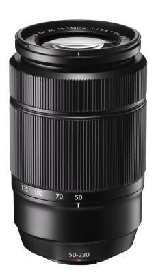 Fujifilm XC 50-230mm f/4.5-6.7 Black Lens