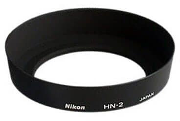 Nikon HN-2 52mm Screw-in Lens Hood