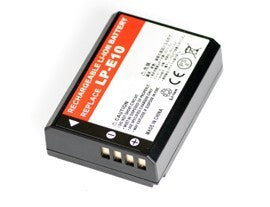 Inca Battery Replacement for Canon LP-E10 Li-Ion 7.4v