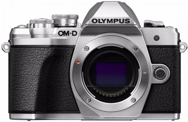 Image of Olympus OM-D E-M10 Mark III Silver Body Only Compact