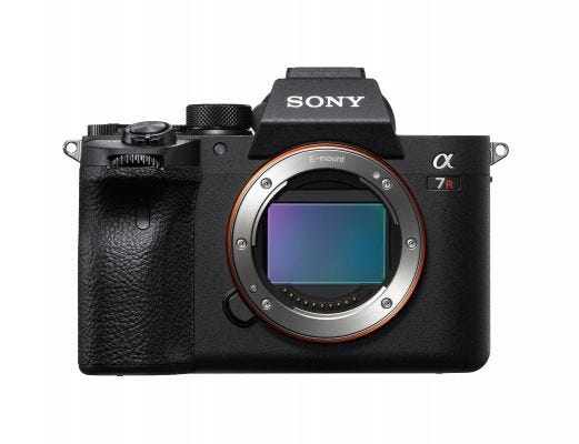 Sony Alpha A7R IV Body Only Compact System Camera