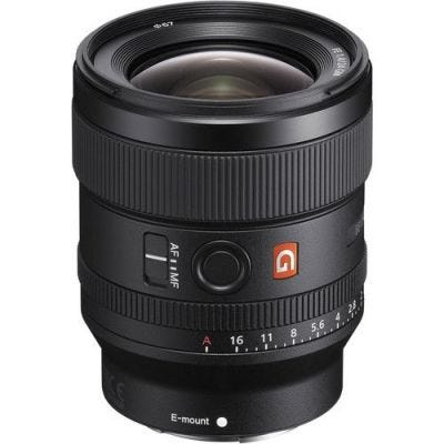 Sony FE 24mm f/1.4 GM Prime Lens