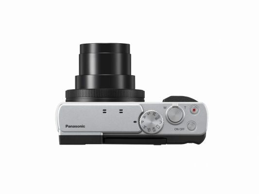 Panasonic Lumix TZ95 Silver Digital Compact Camera