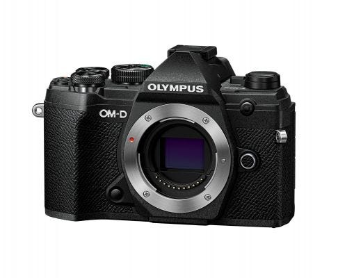 Olympus OM-D E-M5 Mark III Black Body Only Compact System Camera