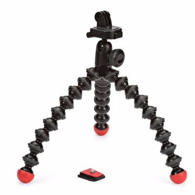 Joby Action Tripod with Mount for GoPro