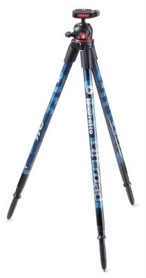 Manfrotto Off Road - Blue Tripod