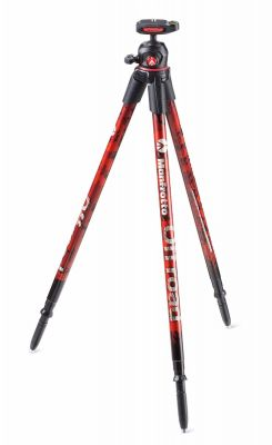 Manfrotto Off Road - Red Tripod