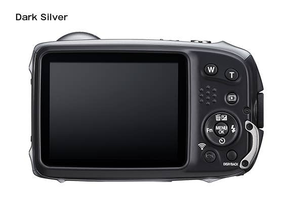 FujiFilm Finepix XP140 - Dark Silver