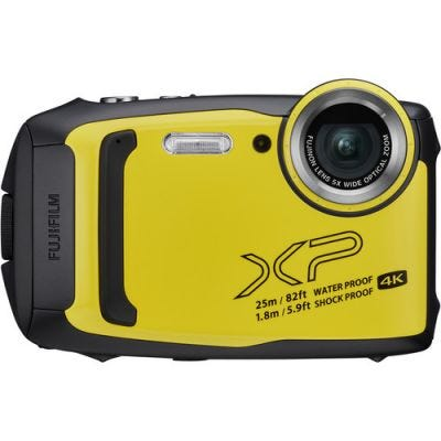 FujiFilm Finepix XP140 - Yellow