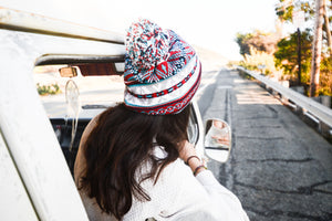 Patterned Beanies
