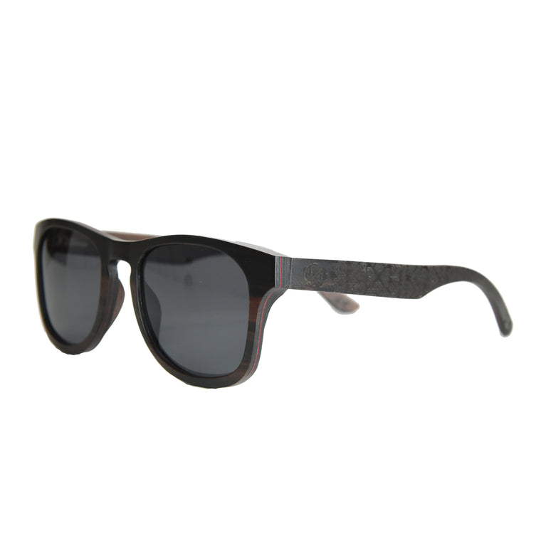 Enjees Handcrafted Wooden Sunglasses - Ebony