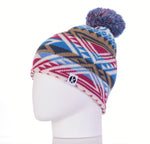 Nava Say Nava Merino Wool Bobble Beanie - White