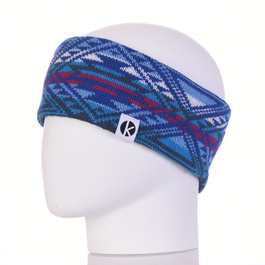 Nava Say Nava Merino Wool Headband