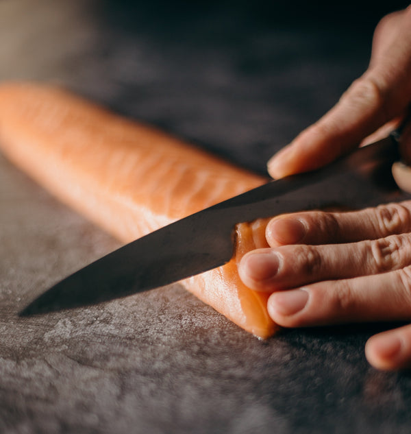 6 Things you didn't know about working with sharp knives