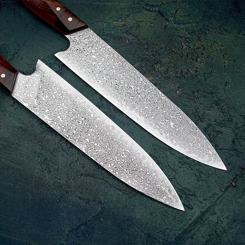 Rebun Chef's Knife w/Sheath