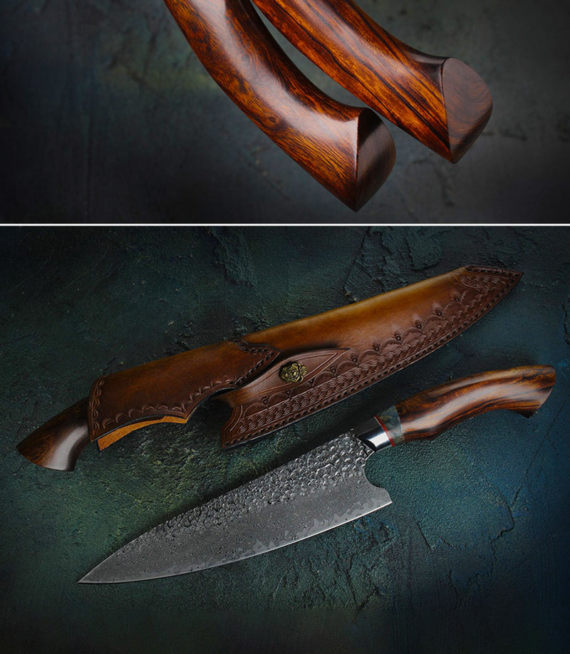 Master Sado Chef's Knife (Limited)