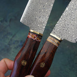 Master Miyajima Chef's Knife w/Sheath