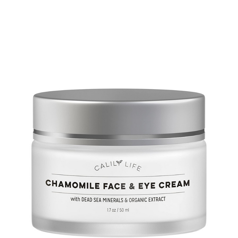 Chamomile Face Cream w/ Dead Sea Minerals