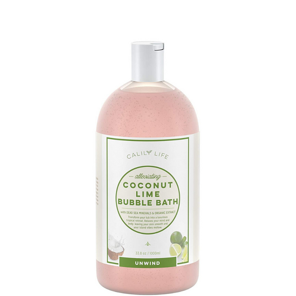 Coconut Lime Bubble Bath