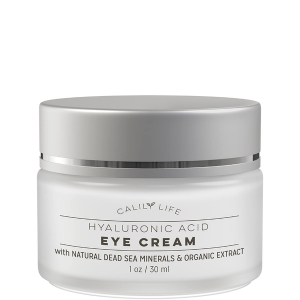 Hyaluronic Acid Eye Cream w/ Dead Sea Minerals