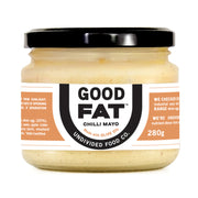 Undivided Food Co | Good Fats | Chilli Mayo | 280g