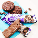 Quest Protein Bar | Double Chocolate Chunk | 60g