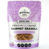 Monday Food Co | Keto Mix Granola | Peanut Butter Chocolate Chip | 300g