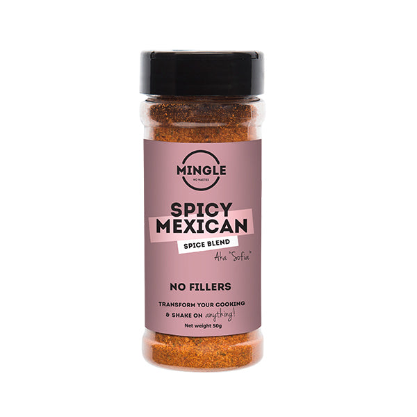 Mingle Seasoning | Spicy Mexican | 50g