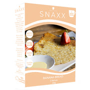 Snaxx One Minute Banana Bread 2 Pack | Banana | 40g x2