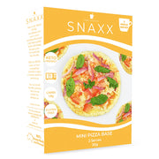 Snaxx One Minute Mini Pizza Base 2 pack | Original | 30g x2