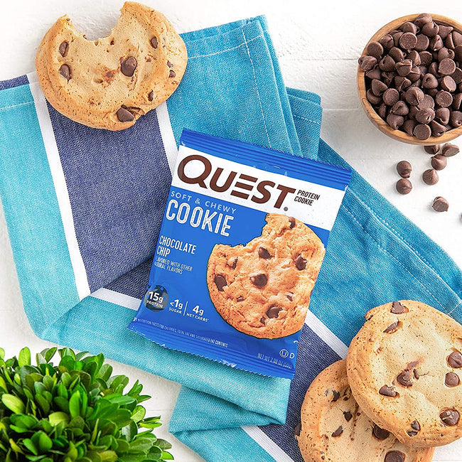 Quest Protein Cookie | Chocolate Chip | 59g
