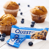 Quest Protein Bar | Blueberry Muffin | 60g